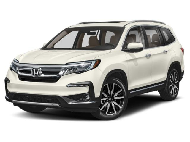 2021 Honda Pilot Touring 7-Passenger Touring 7-Passenger 2WD Regular Unleaded V-6 3.5 L/212 [25]