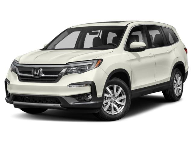 2021 Honda Pilot EX-L EX-L 2WD Regular Unleaded V-6 3.5 L/212 [4]