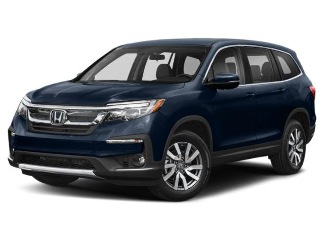 2021 Honda Pilot EX EX AWD Regular Unleaded V-6 3.5 L/212 [15]