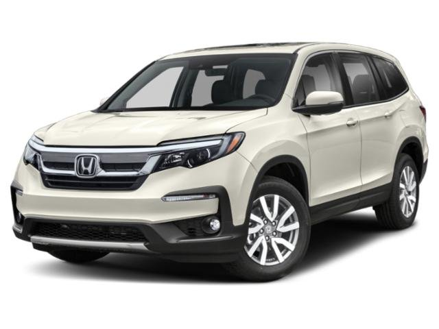 2021 Honda Pilot EX-L EX-L AWD Regular Unleaded V-6 3.5 L/212 [4]