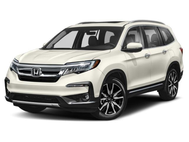 2021 Honda Pilot Touring 7-Passenger Touring 7-Passenger 2WD Regular Unleaded V-6 3.5 L/212 [8]