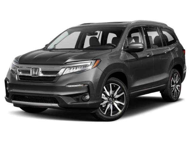 2021 Honda Pilot Touring Touring 8-Passenger AWD Regular Unleaded V-6 3.5 L/212 [6]