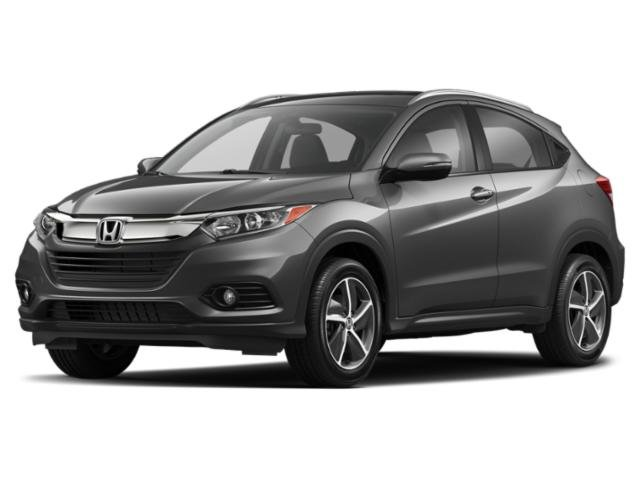 2021 Honda HR-V EX EX 2WD CVT Regular Unleaded I-4 1.8 L/110 [17]