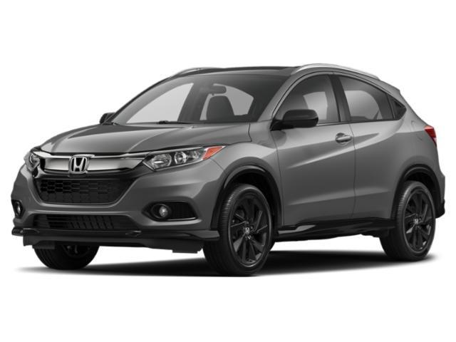 2021 Honda HR-V Sport Sport 2WD CVT Regular Unleaded I-4 1.8 L/110 [4]
