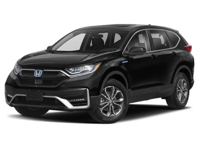 2021 Honda CR-V Hybrid EX EX AWD Gas/Electric I-4 2.0 L/122 [0]