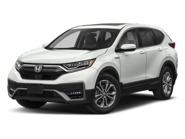 2021 Honda CR-V Hybrid EX-L EX-L AWD Gas/Electric I-4 2.0 L/122 [1]