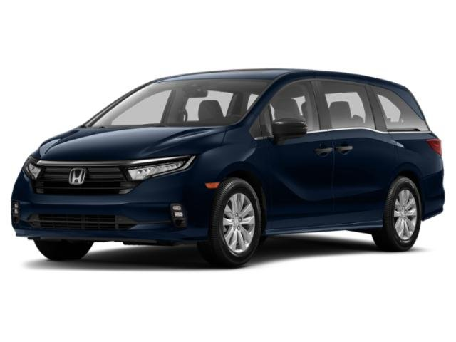 2021 Honda Odyssey LX LX Auto Regular Unleaded V-6 3.5 L/212 [0]