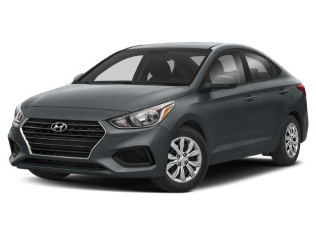 2021 Hyundai Accent SE SE Sedan IVT Regular Unleaded I-4 1.6 L/98 [10]