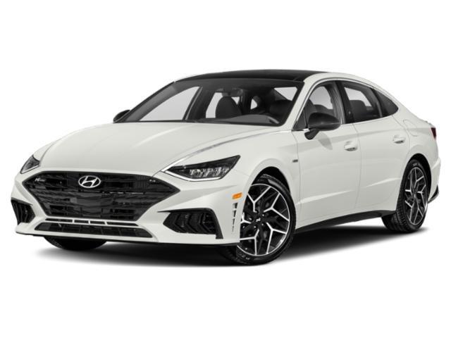 2021 Hyundai Sonata N Line N Line 2.5T Intercooled Turbo Regular Unleaded I-4 2.5 L/152 [2]