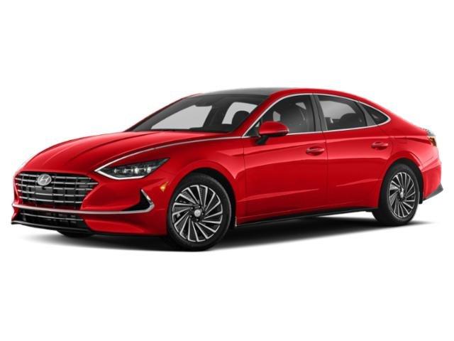 2021 Hyundai Sonata Hybrid SEL SEL 2.0L Gas/Electric I-4 2.0 L/122 [0]
