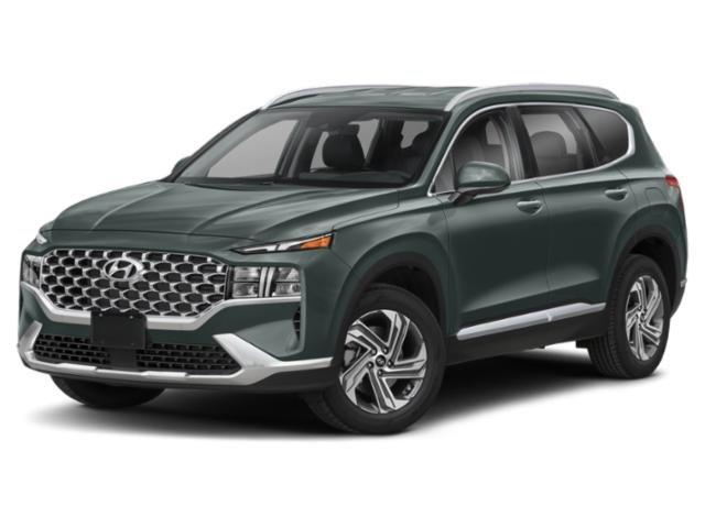 2021 Hyundai Santa Fe SEL SEL AWD Regular Unleaded I-4 2.5 L/152 [5]