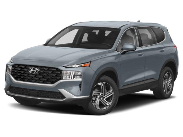 2021 Hyundai Santa Fe SE SE AWD Regular Unleaded I-4 2.5 L/152 [0]