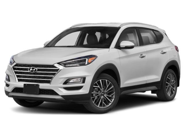 2021 Hyundai Tucson Limited Limited AWD Regular Unleaded I-4 2.4 L/144 [2]