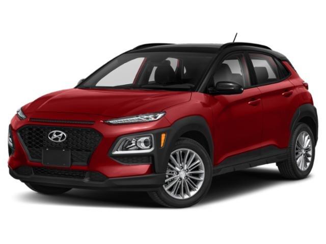 2021 Hyundai Kona SE SE Auto FWD Regular Unleaded I-4 2.0 L/122 [8]