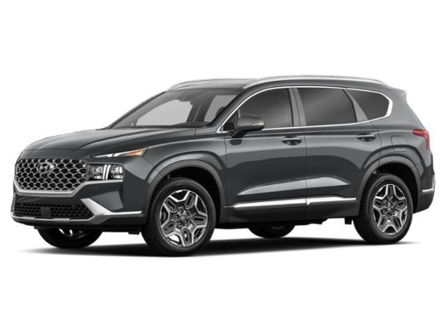 2021 Hyundai Santa Fe Hybrid Limited Limited AWD Intercooled Turbo Gas/Electric I-4 1.6 L/98 [30]