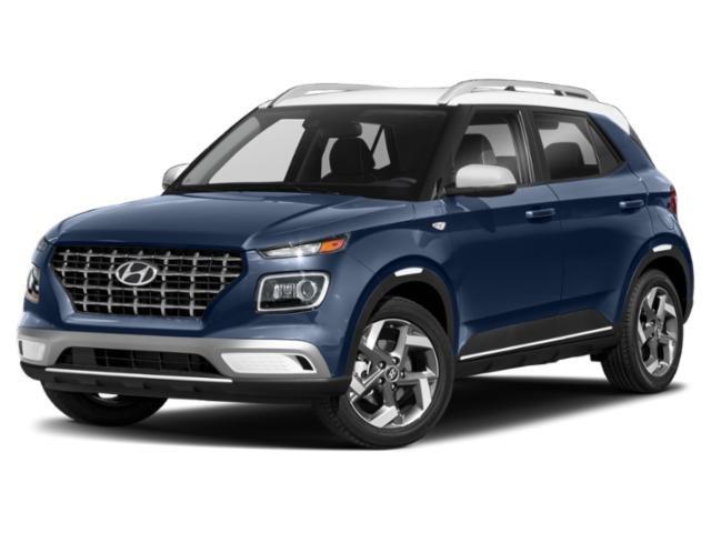 2021 Hyundai Venue  Regular Unleaded I-4 1.6 L/98 [1]