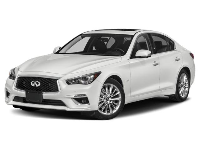 2021 INFINITI Q50 3.0t LUXE 3.0t LUXE RWD Twin Turbo Premium Unleaded V-6 3.0 L/183 [22]