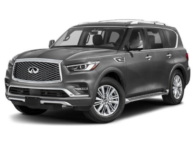 2021 INFINITI QX80 LUXE LUXE AWD Premium Unleaded V-8 5.6 L/339 [4]