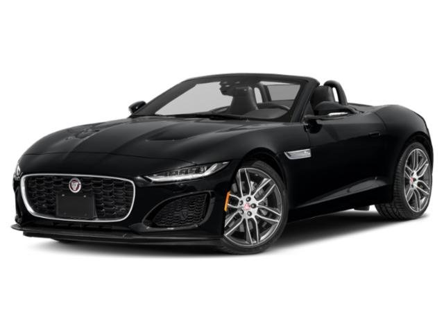 2021 Jaguar F-TYPE P300 Convertible Auto P300 Intercooled Turbo Premium Unleaded I-4 2.0 L/122 [1]