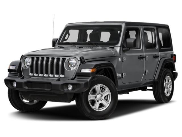 2021 Jeep Wrangler  Regular Unleaded V-6 3.6 L/220 [4]