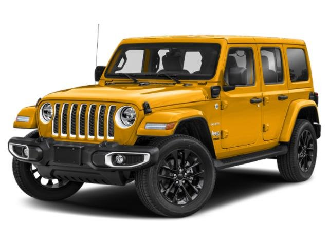 2021 Jeep Wrangler 4xe Unlimited Sahara Unlimited Sahara 4x4 Intercooled Turbo Gas/Electric I-4 2.0 L/122 [9]