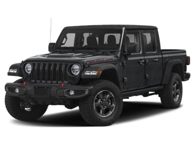 2021 Jeep Gladiator Rubicon Rubicon 4x4 Regular Unleaded V-6 3.6 L/220 [8]
