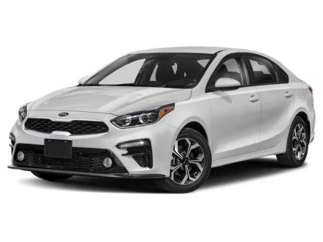 2021 Kia Forte LXS LXS IVT Regular Unleaded I-4 2.0 L/122 [48]