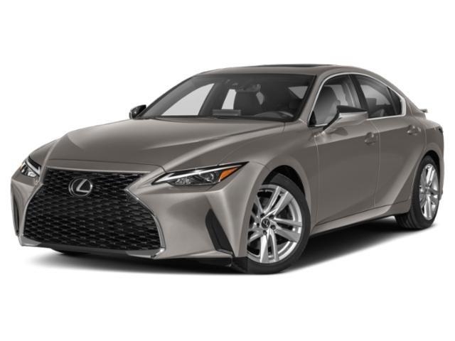 2021 Lexus IS IS 300 IS 300 RWD Intercooled Turbo Premium Unleaded I-4 2.0 L/122 [1]