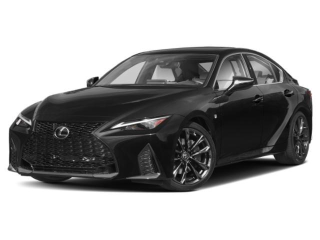 2021 Lexus IS IS 350 F SPORT IS 350 F SPORT RWD Premium Unleaded V-6 3.5 L/211 [0]