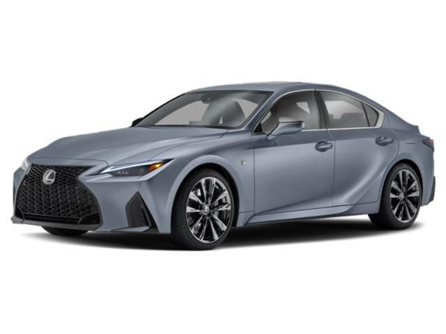 2021 Lexus IS IS 350 F SPORT IS 350 F SPORT RWD Premium Unleaded V-6 3.5 L/211 [5]
