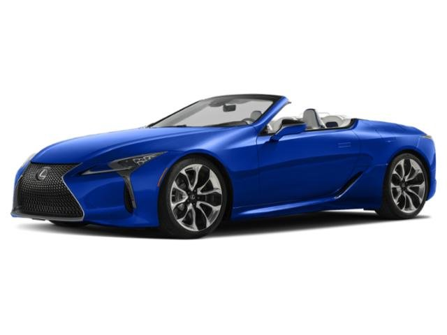 2021 Lexus LC LC 500 LC 500 Convertible Premium Unleaded V-8 5.0 L/303 [27]