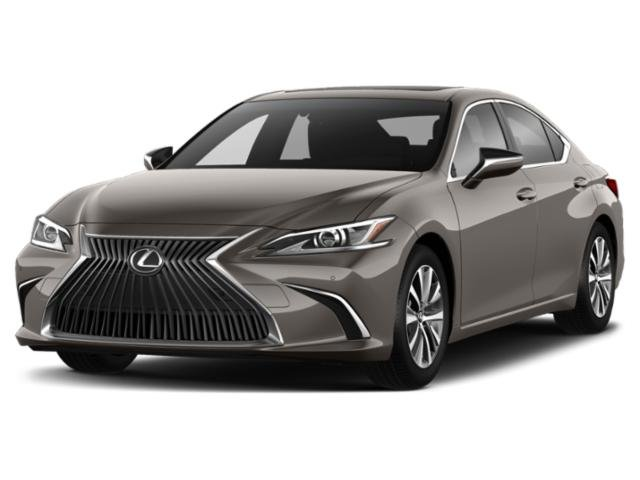 New 2021 Lexus ES