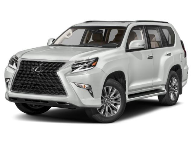 2021 Lexus GX GX 460 Luxury GX 460 Luxury 4WD Premium Unleaded V-8 4.6 L/281 [16]