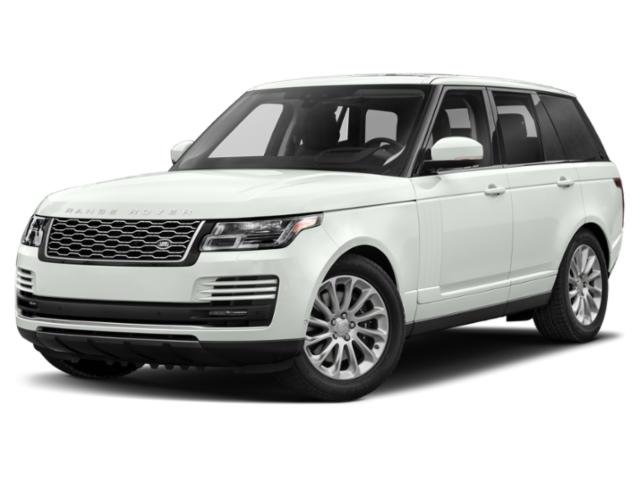 2021 Land Rover Range Rover Westminster Westminster SWB Intercooled Turbo Gas/Electric I-6 3.0 L/183 [17]