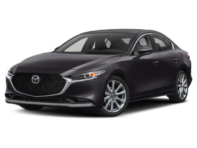 2021 Mazda Mazda3 Sedan Select Select AWD Regular Unleaded I-4 2.5 L/152 [20]
