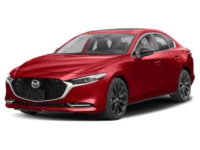 2021 Mazda Mazda3 Sedan 2.5 Turbo Premium Plus 2.5 Turbo Premium Plus AWD Intercooled Turbo Regular Unleaded I-4 2.5 L/152 [19]