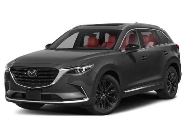 2021 Mazda CX-9 Carbon Edition Carbon Edition FWD Intercooled Turbo Regular Unleaded I-4 2.5 L/152 [1]