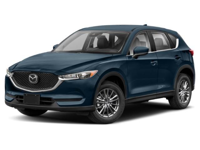 2021 Mazda CX-5 Touring Touring AWD Regular Unleaded I-4 2.5 L/152 [9]