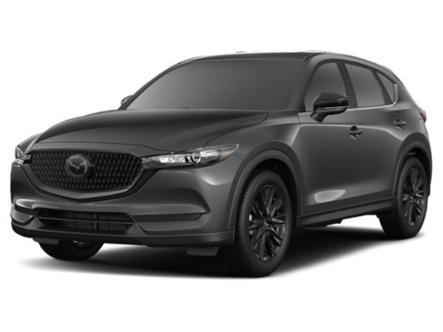 2021 Mazda CX-5 Carbon Edition Turbo Carbon Edition Turbo FWD Intercooled Turbo Regular Unleaded I-4 2.5 L/152 [14]