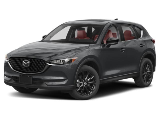 2021 Mazda CX-5 Carbon Edition Turbo Carbon Edition Turbo AWD Intercooled Turbo Regular Unleaded I-4 2.5 L/152 [14]