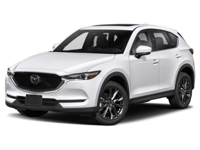 2021 Mazda CX-5 Signature Signature AWD Intercooled Turbo Regular Unleaded I-4 2.5 L/152 [33]
