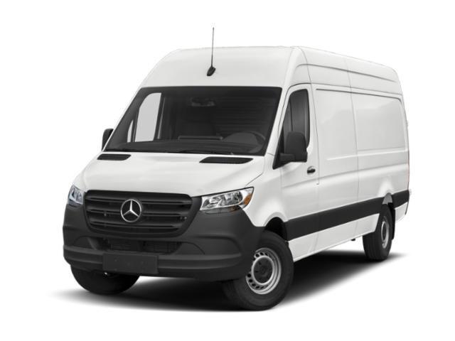 2021 Mercedes-Benz Sprinter 2500  Intercooled Turbo Diesel I-4 2.0 L [1]
