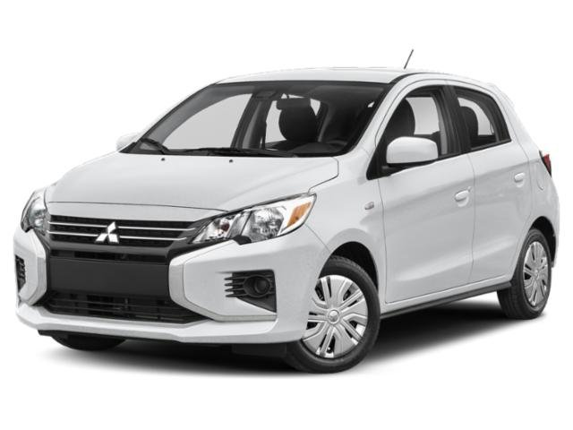 2021 Mitsubishi Mirage Carbonite Edition Carbonite Edition CVT Regular Unleaded I-3 1.2 L/73 [15]