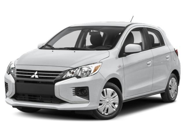 2021 Mitsubishi Mirage Carbonite Edition Carbonite Edition CVT Regular Unleaded I-3 1.2 L/73 [7]
