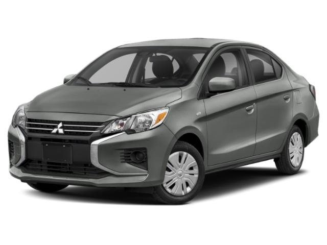 2021 Mitsubishi Mirage G4 ES  Regular Unleaded I-3 1.2 L/73 [0]