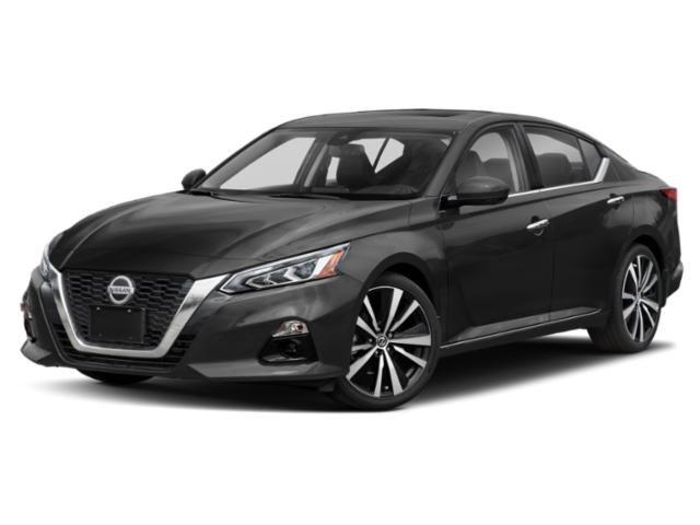 2021 Nissan Altima 2.5 Platinum 2.5 Platinum AWD Sedan Regular Unleaded I-4 2.5 L/152 [0]