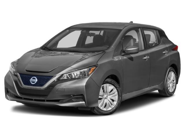 2021 Nissan LEAF SV SV Hatchback Electric [5]