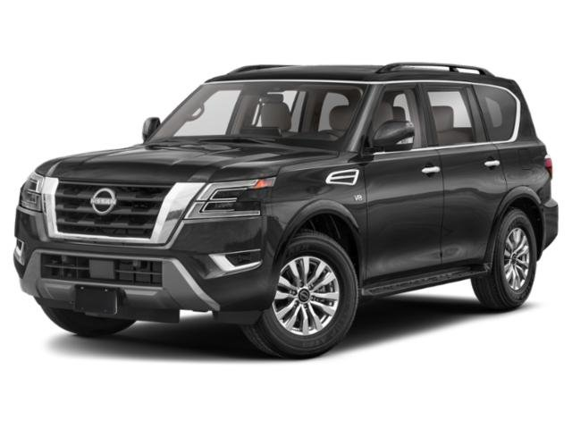 2021 Nissan Armada SV 4X2 4x2 SV Regular Unleaded V-8 5.6 L/339 [0]