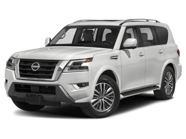 2021 Nissan Armada SL 4x2 SL Regular Unleaded V-8 5.6 L/339 [1]