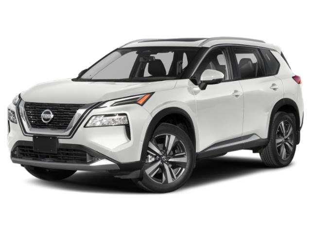 2021 Nissan Rogue SL AWD SL Regular Unleaded I-4 2.5 L/152 [1]